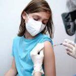 子供へのワクチン接種